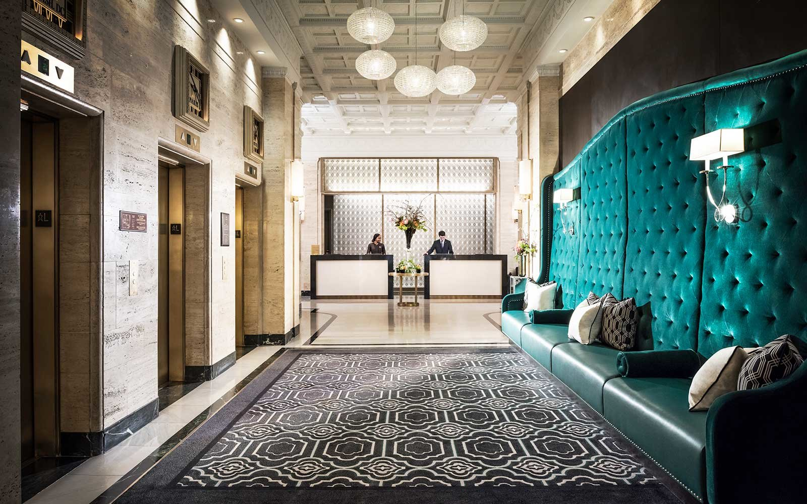 5. Sofitel Washington D.C. Lafayette Square