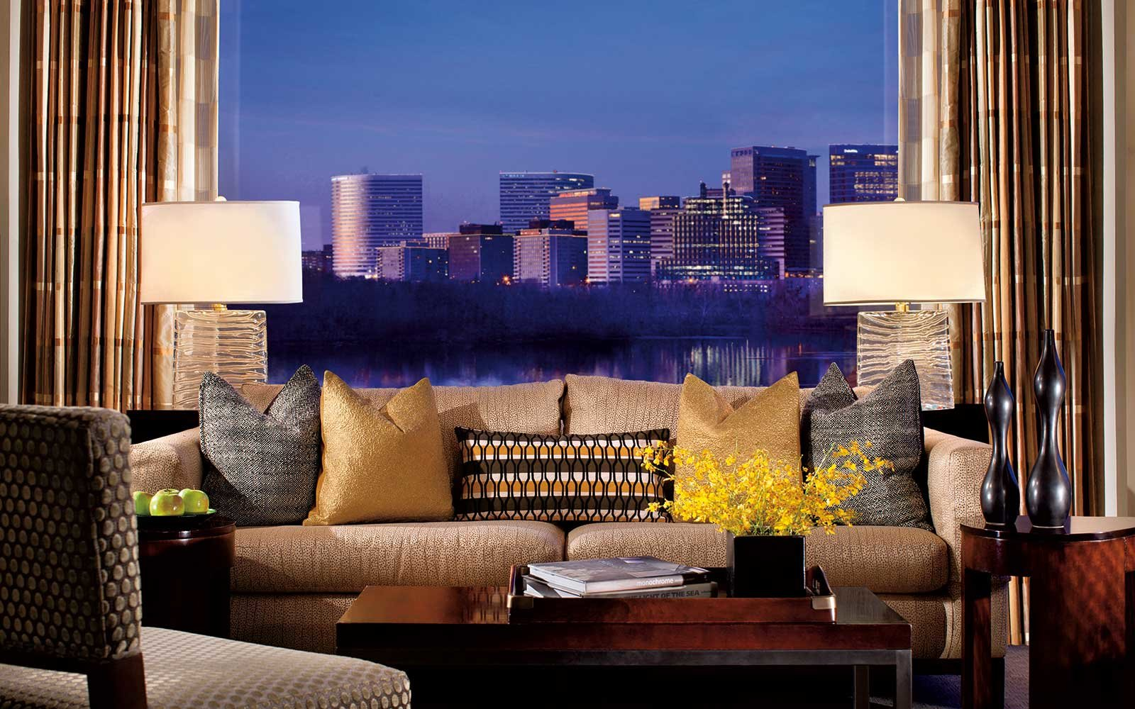 6. Ritz-Carlton, Georgetown