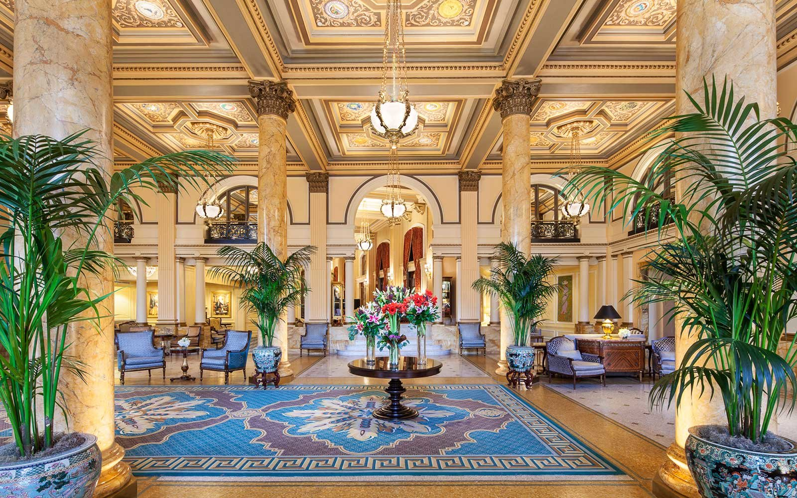 7. Willard InterContinental