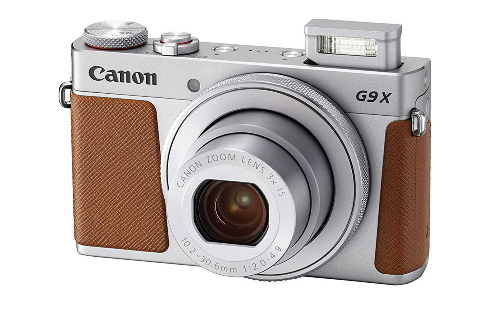 Canon Power Shot G9 Compact Camera
