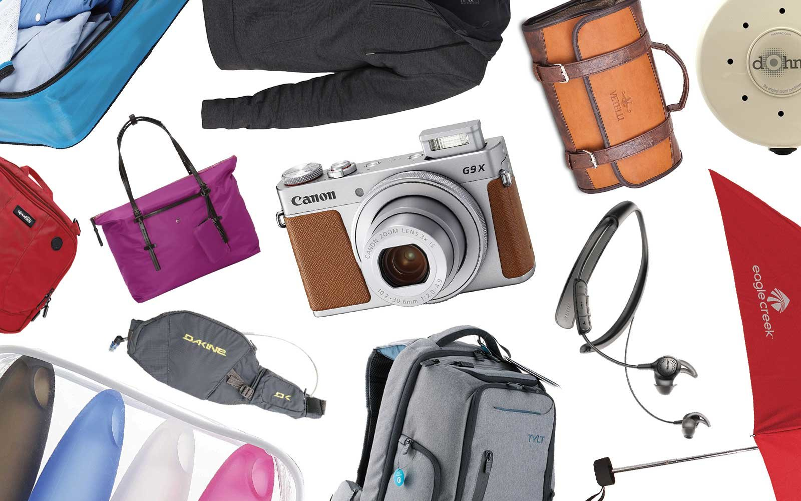 2019 year style- Leave dont home without these travel accessories