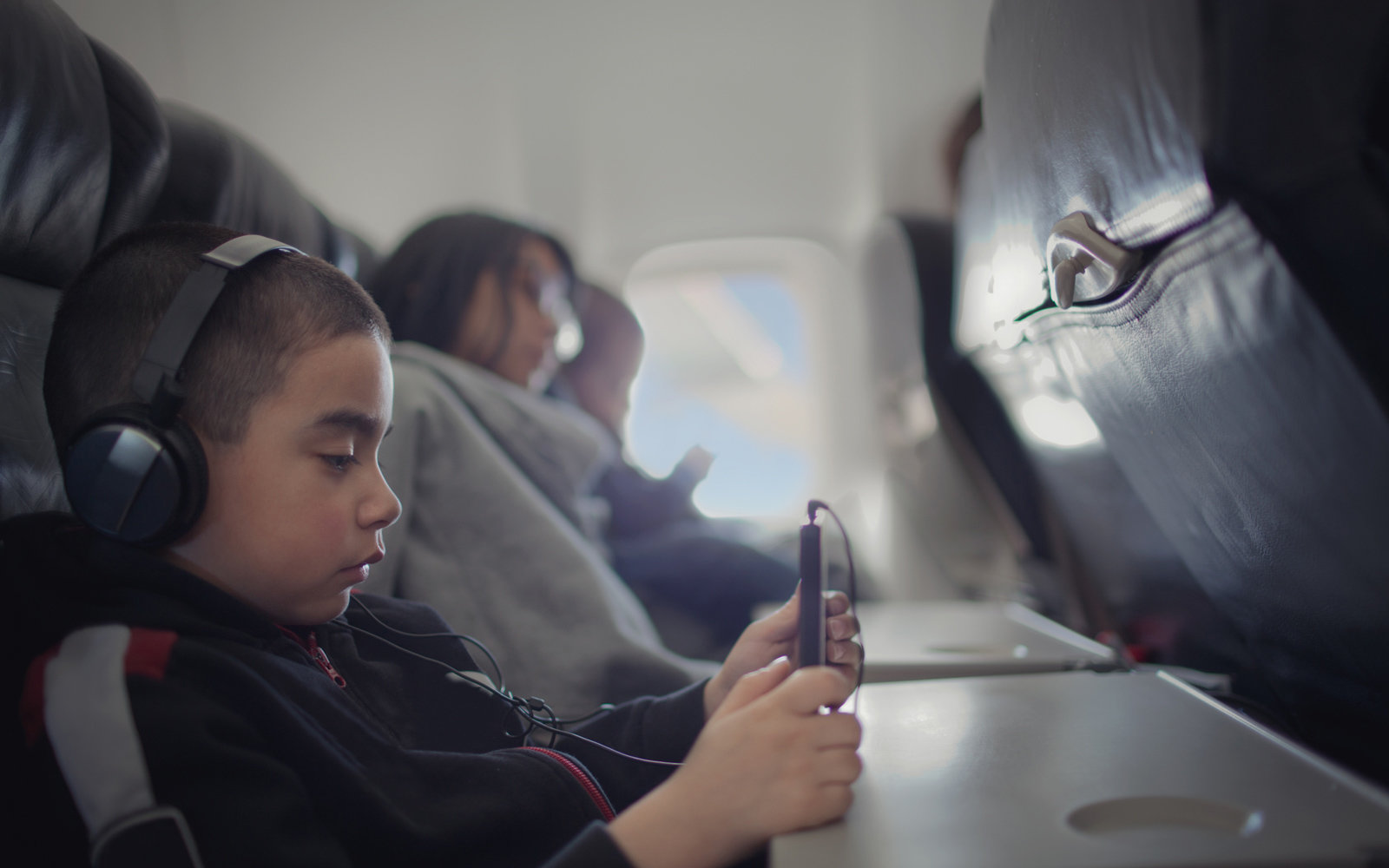 Electronics ban would mean no laptops or tablets in the cabin.