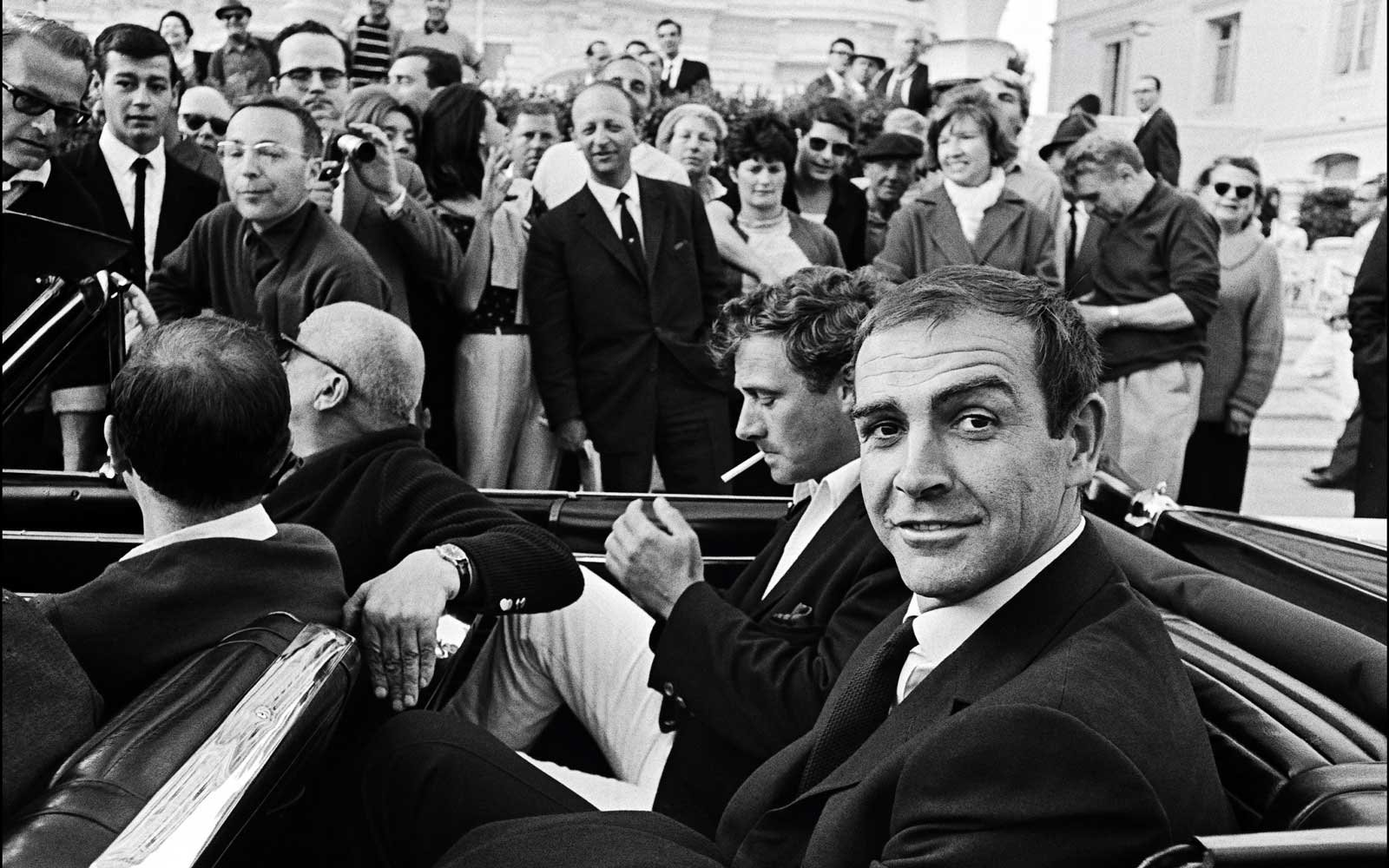 James Bond at Cannes