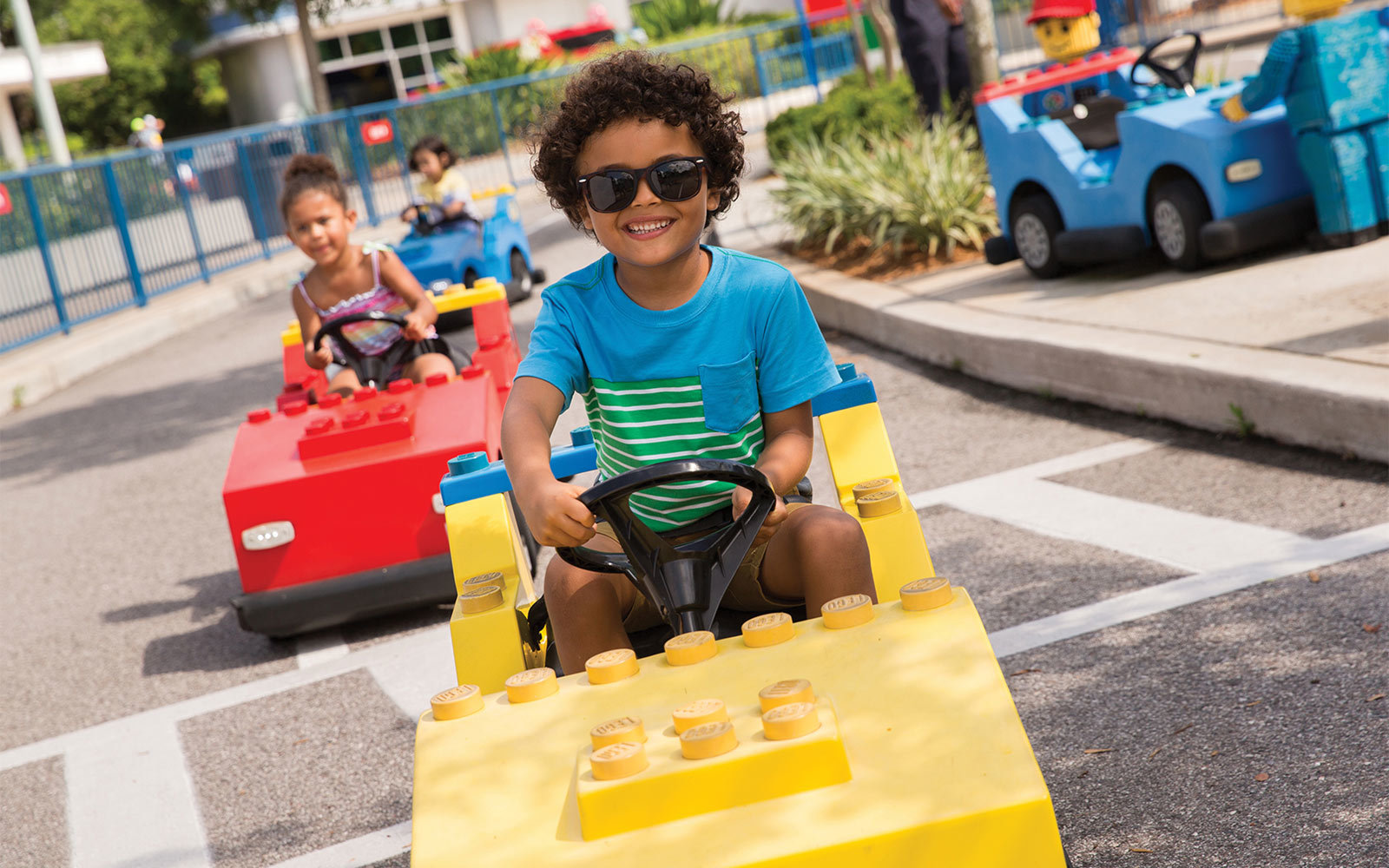 Driving, Legoland, California