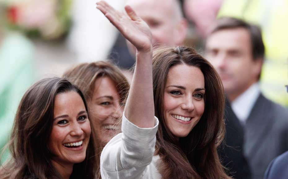 Why Kate Middleton won't be maid of honor at Pippa's wedding