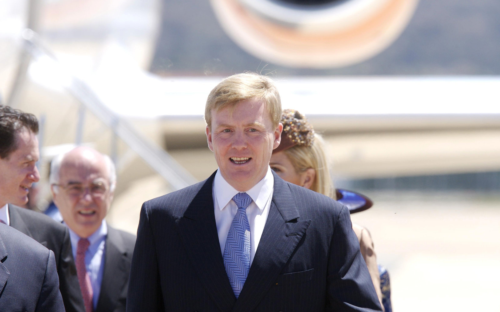 Dutch King Willem-Alexander has been moonlighting as a pilot for the past 21 years.