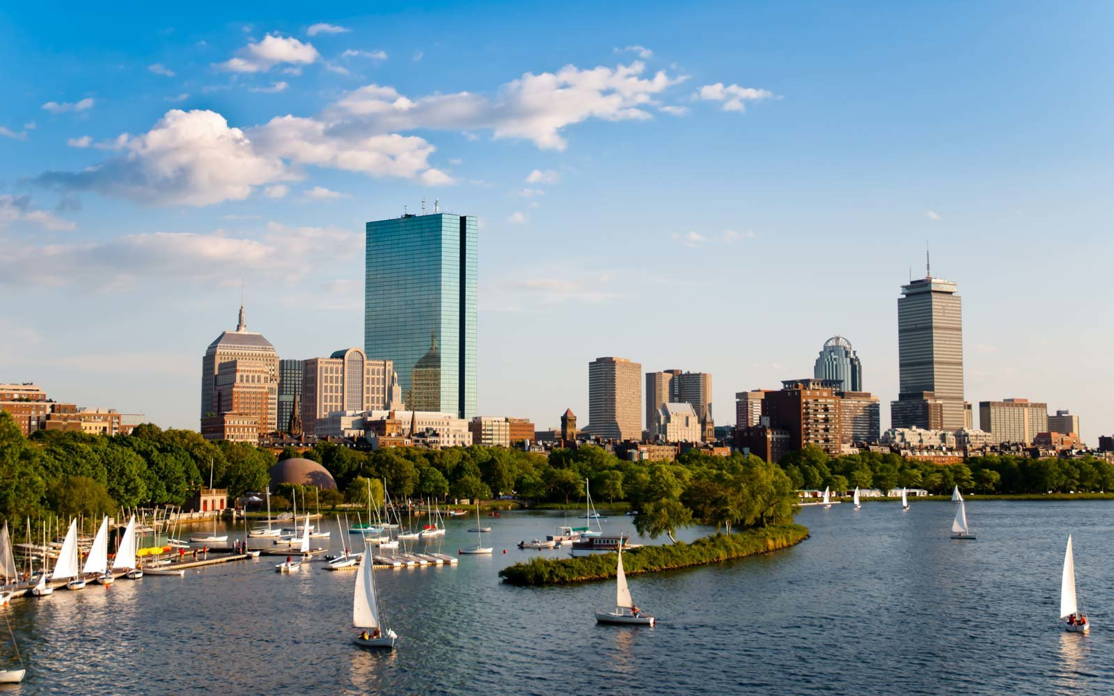 11 can't-miss points of interest in boston | travel + leisure
