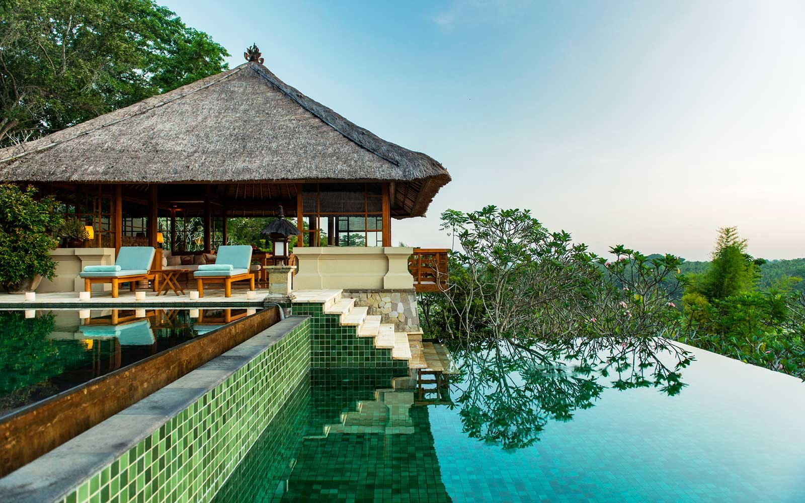 Amandari Resort Hotel in Indonesia