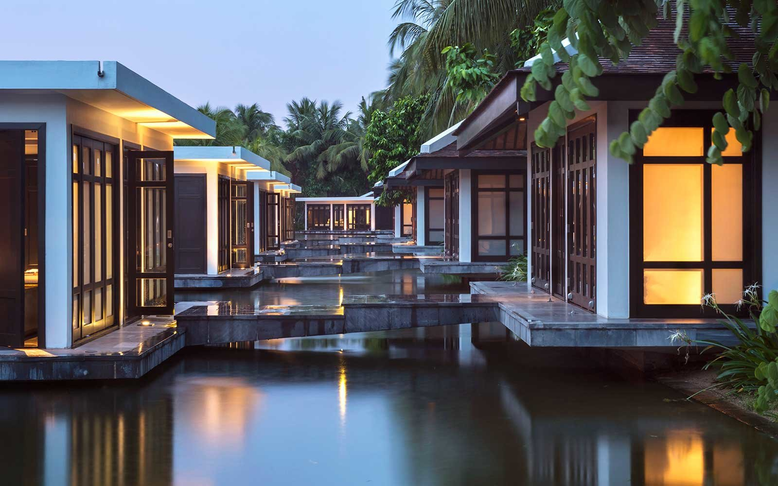 Four Seasons Resort the Nam Hai Hotel Southeast Asia