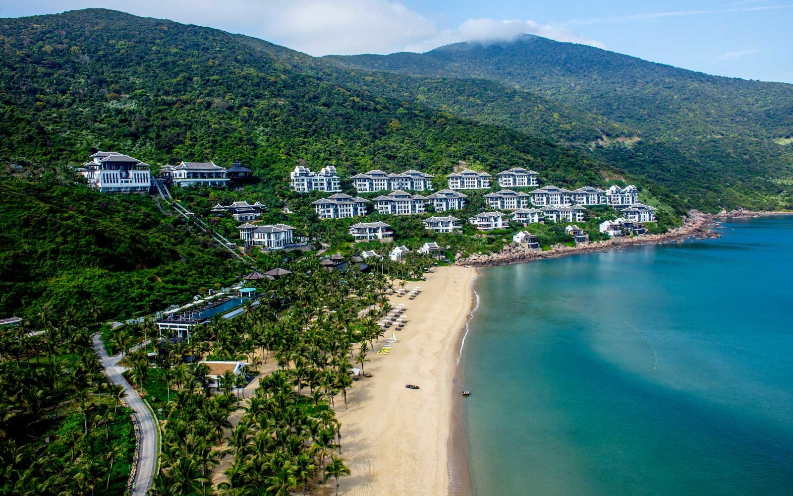 InterContinental Danang Sun Peninsula Resort Hotel Southeast Asia
