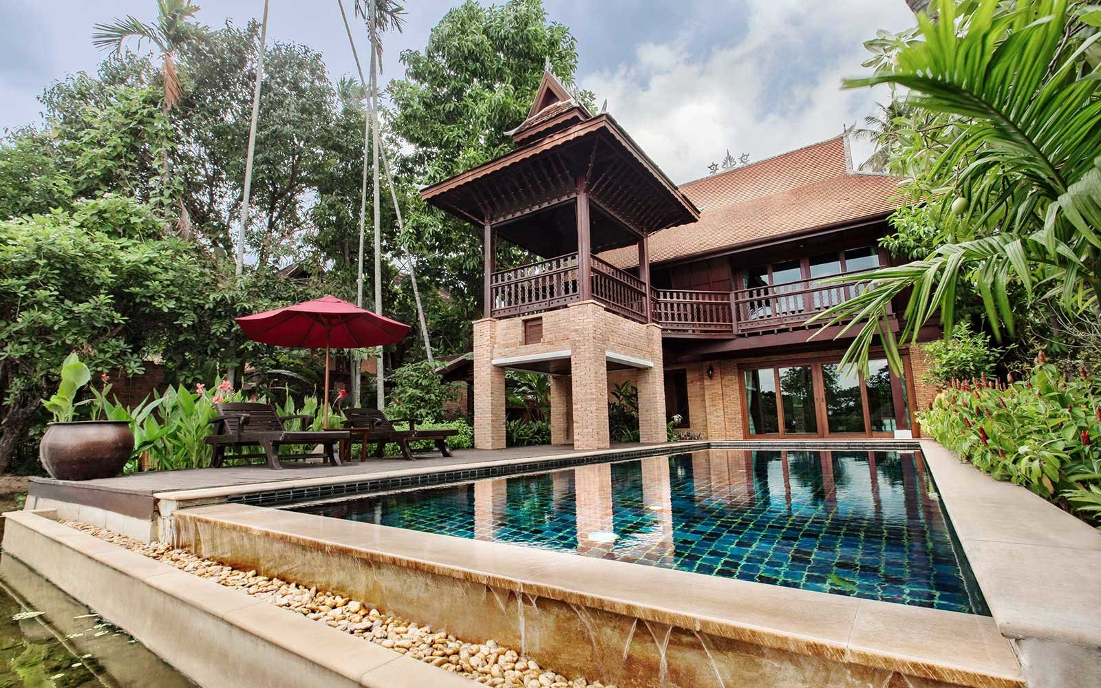 Dhara Dhevi Resort Hotel Southeast Asia
