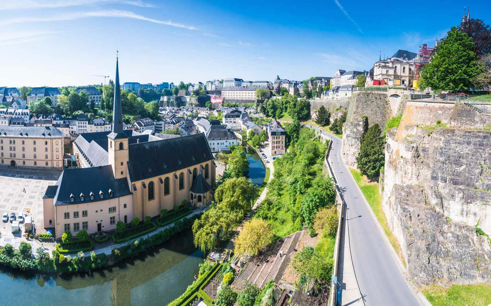 Traveling in Luxembourg