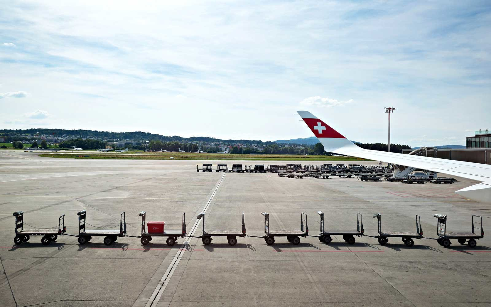 Switzerland Airports