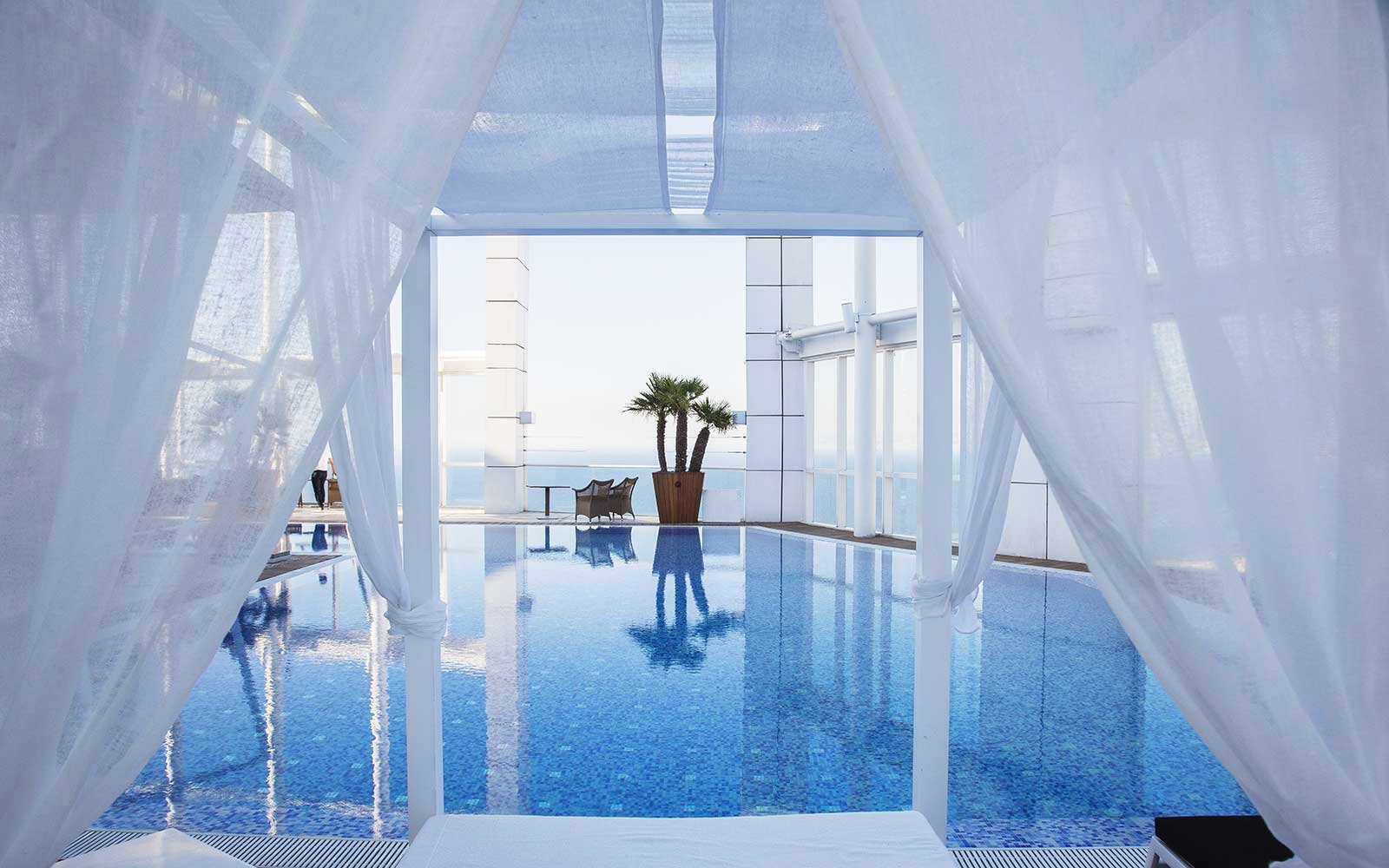10. Four Seasons Hotel, Beirut, Lebanon