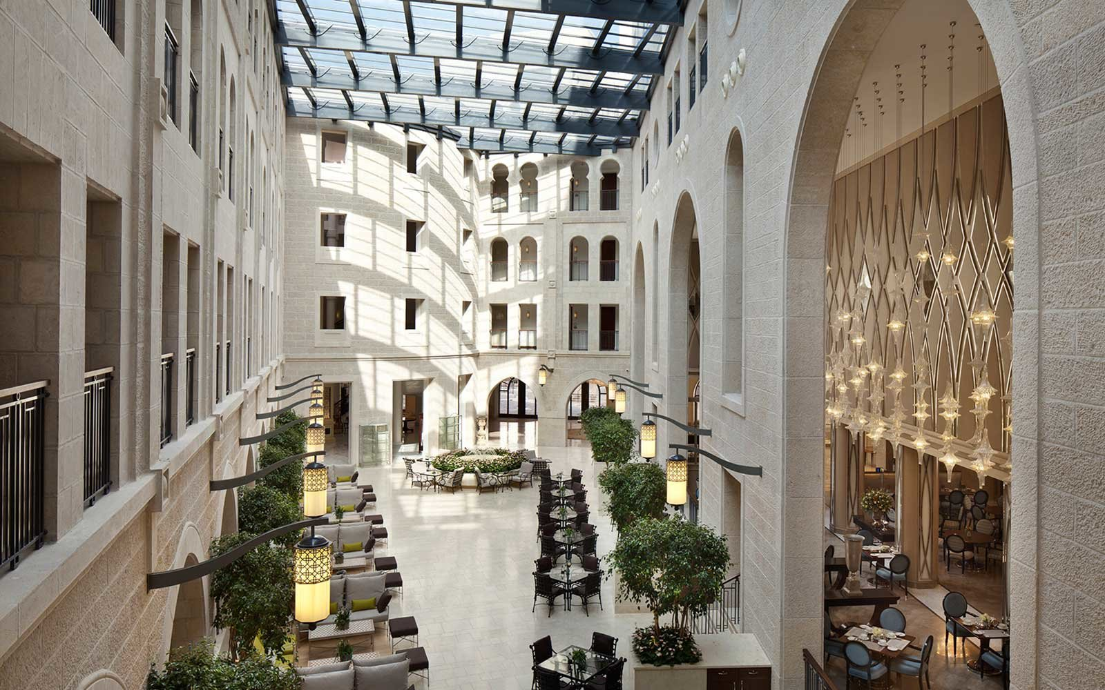 Waldorf Astoria Jerusalem Hotel in North Africa and Middle East