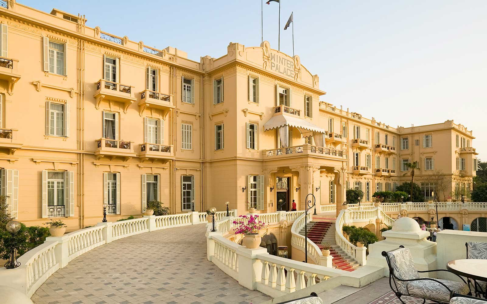 5. Sofitel Winter Palace, Luxor, Egypt