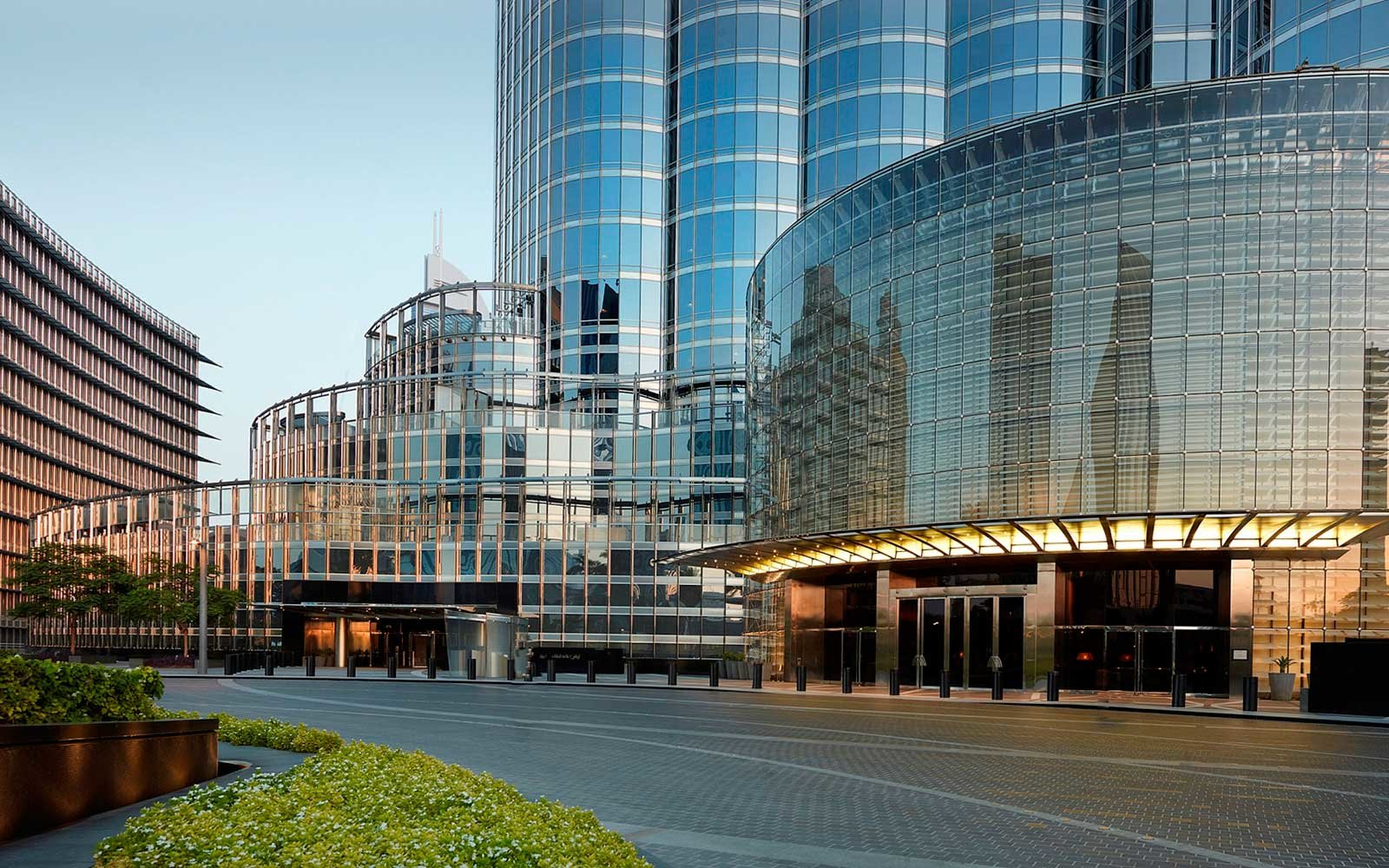 Armani Hotel Dubai in North Africa and Middle East
