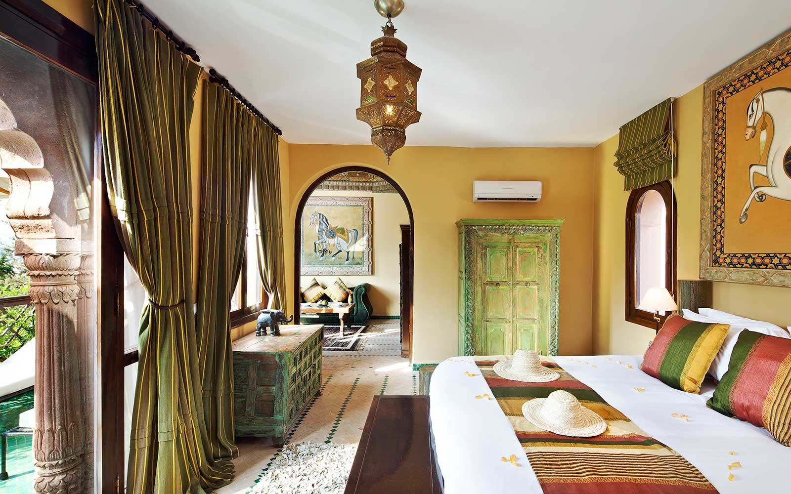 Kasbah Tamadot Resort Hotel in North Africa and Middle East