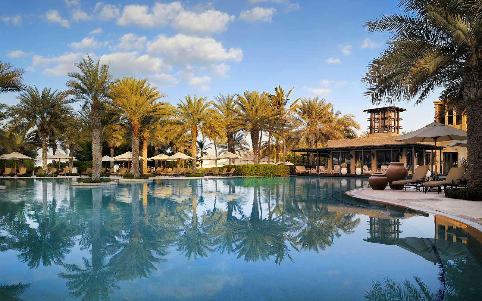 One&Only Royal Mirage Resort Hotel in North Africa and Middle East