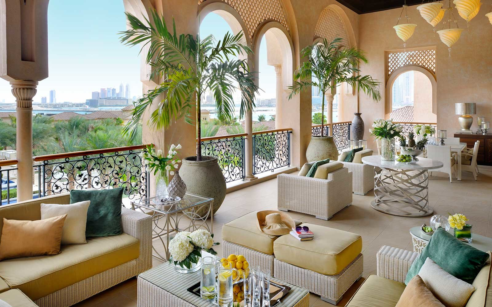 One&Only The Palm Resort Hotel in North Africa and Middle East