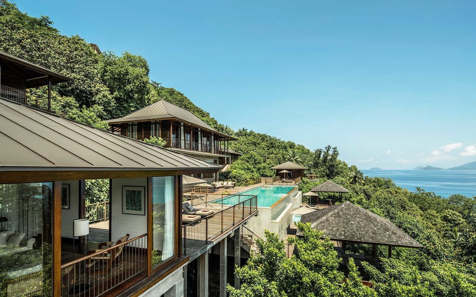 Four Seasons Resort Seychelles Hotel in Africa