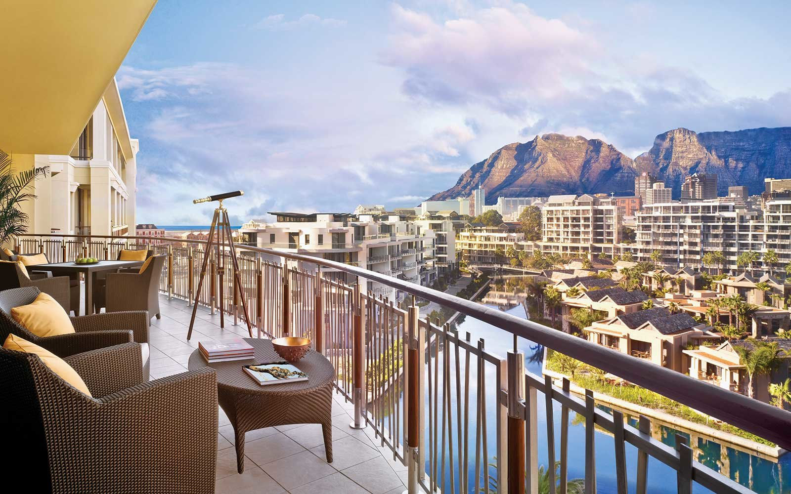 One&Only Cape Town Hotel in Africa