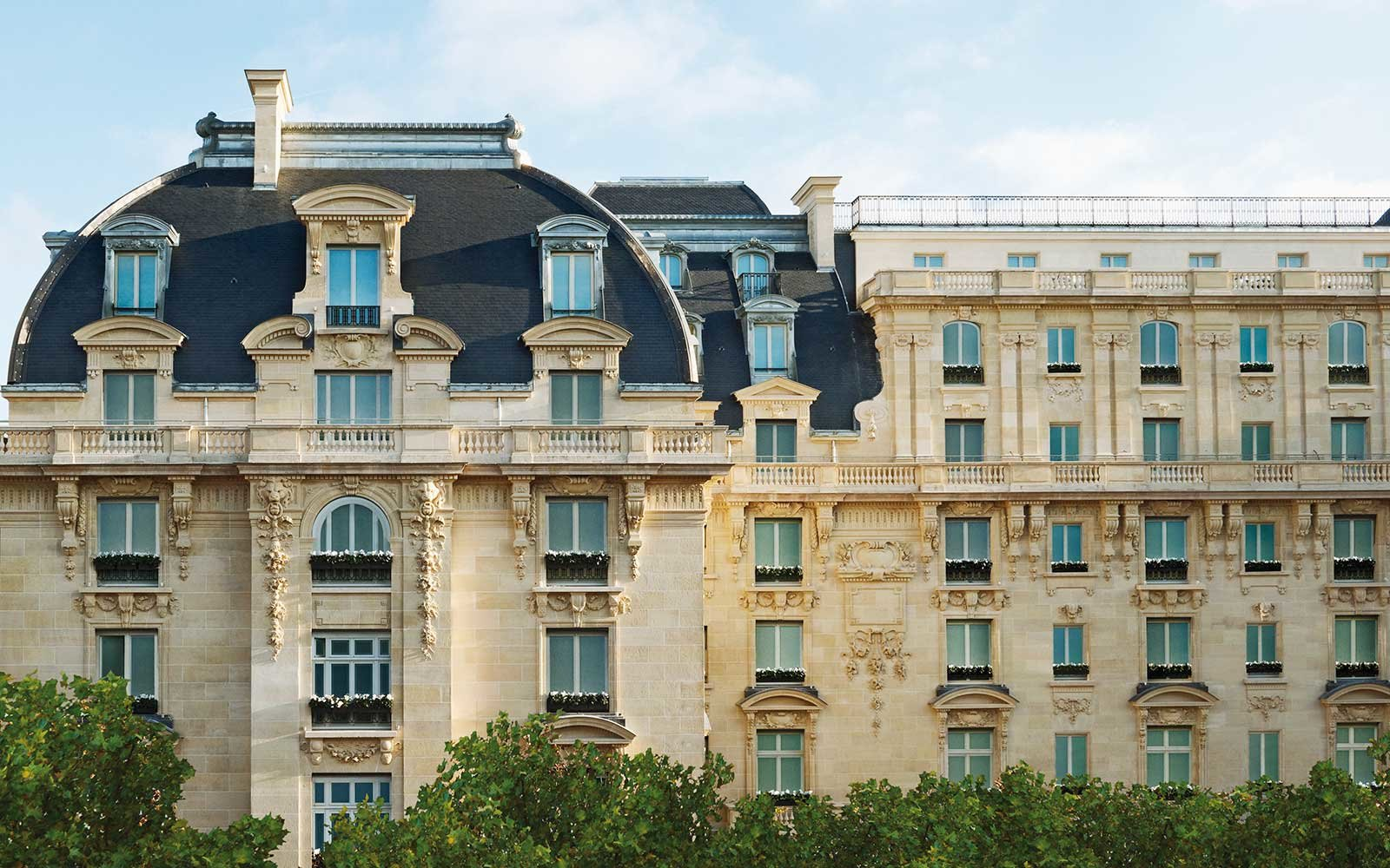 The Peninsula Hotel in Paris