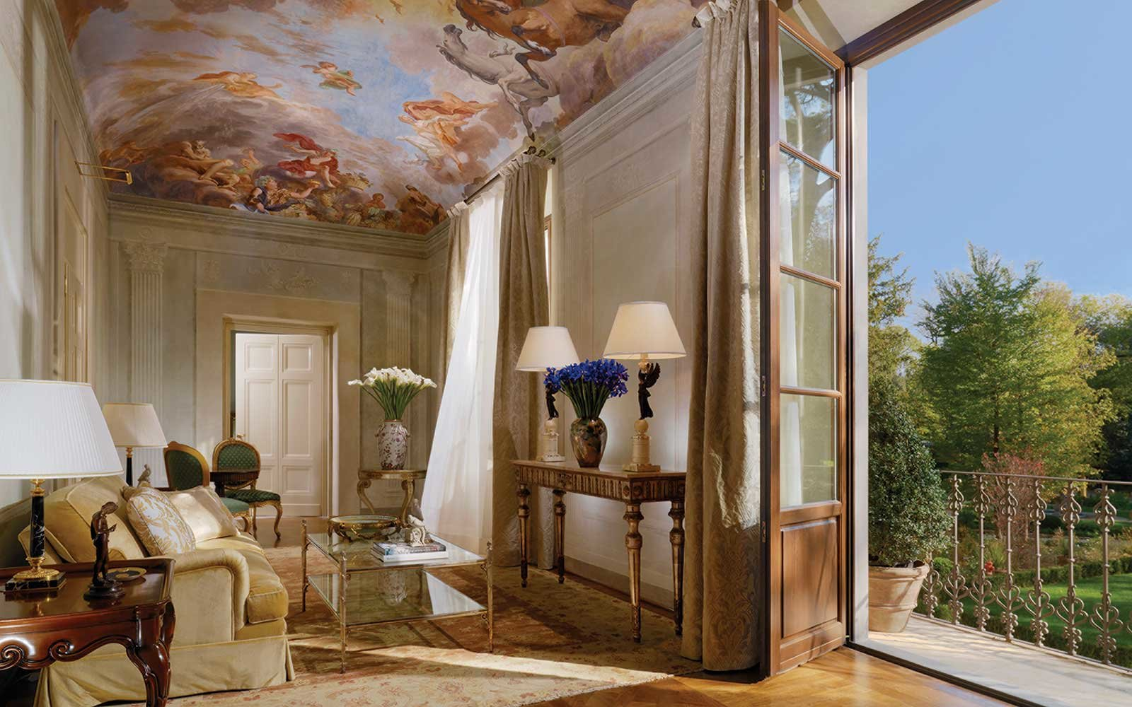 Four Seasons Hotel in Florence
