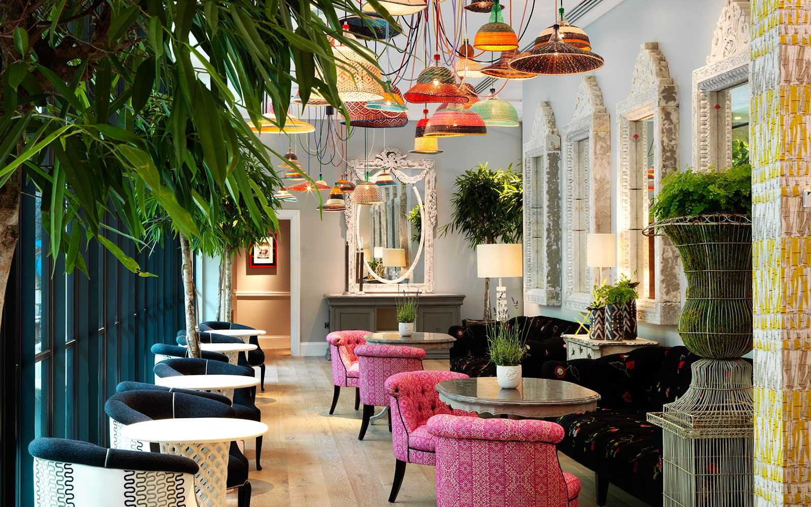 The 2017 world 39 s best hotels in london travel leisure for Find hotels in london