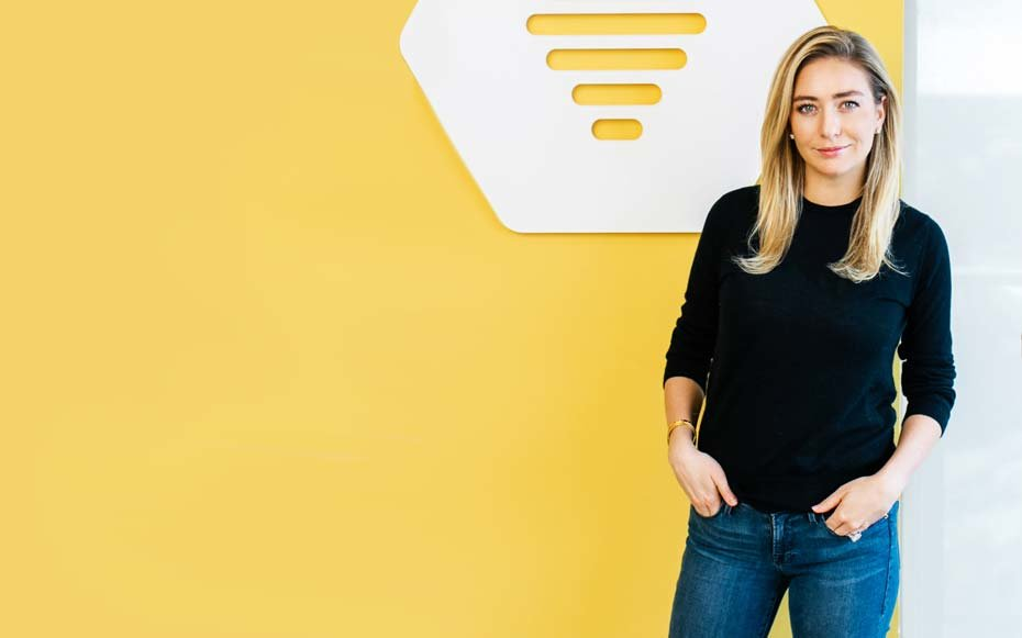 Whitney Wolfe, Bumble Founder