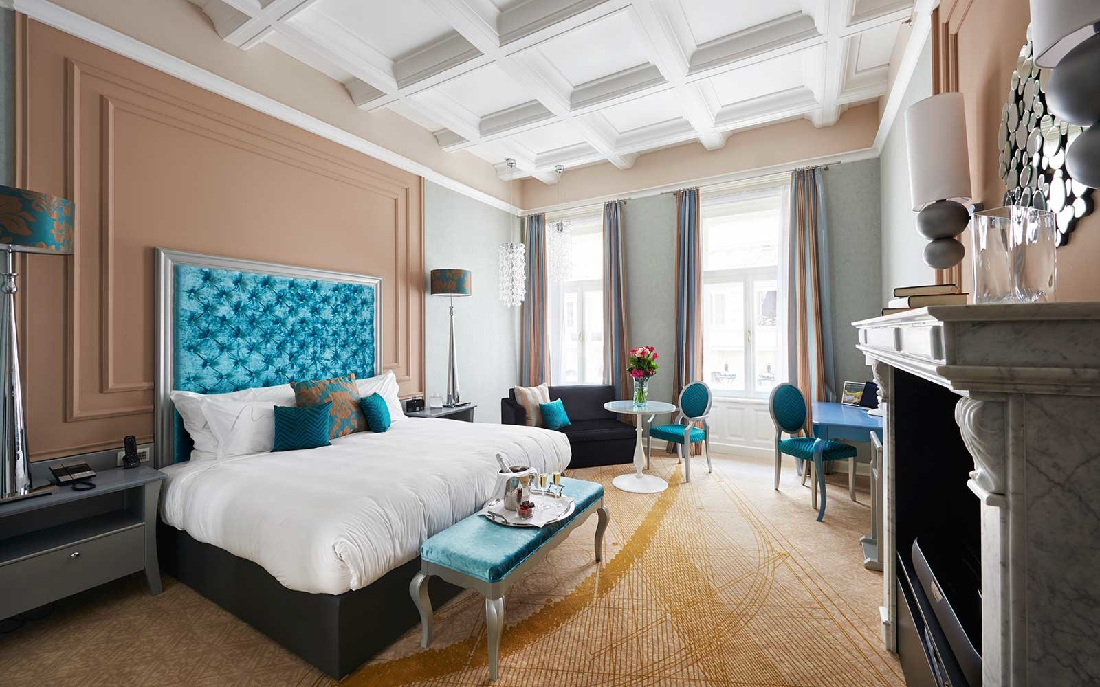 Aria Hotel Budapest in Europe