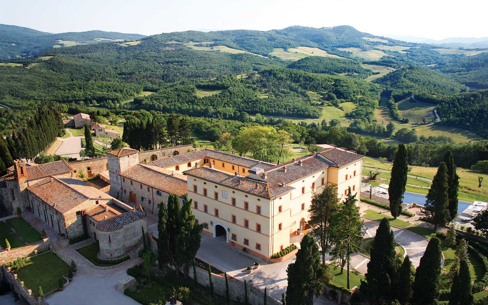 Hotel Castello di Casole - A Timbers Resort Hotel in Europe