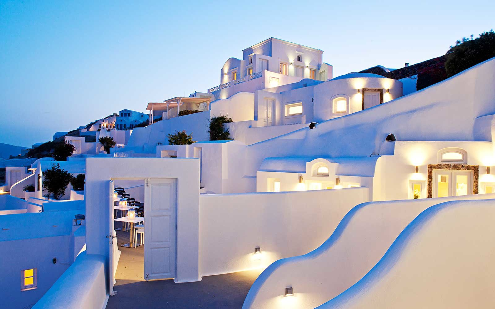 Canaves Oia Resort Hotel in Europe