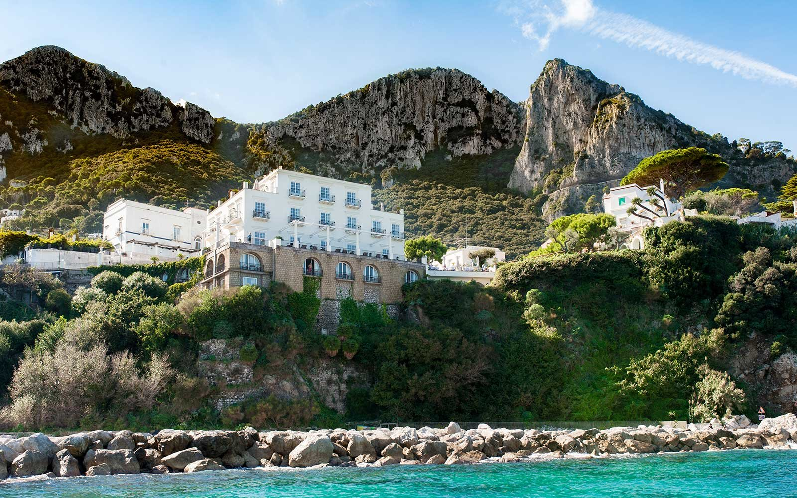 The 2017 World's Best Resort Hotels in Europe | Travel