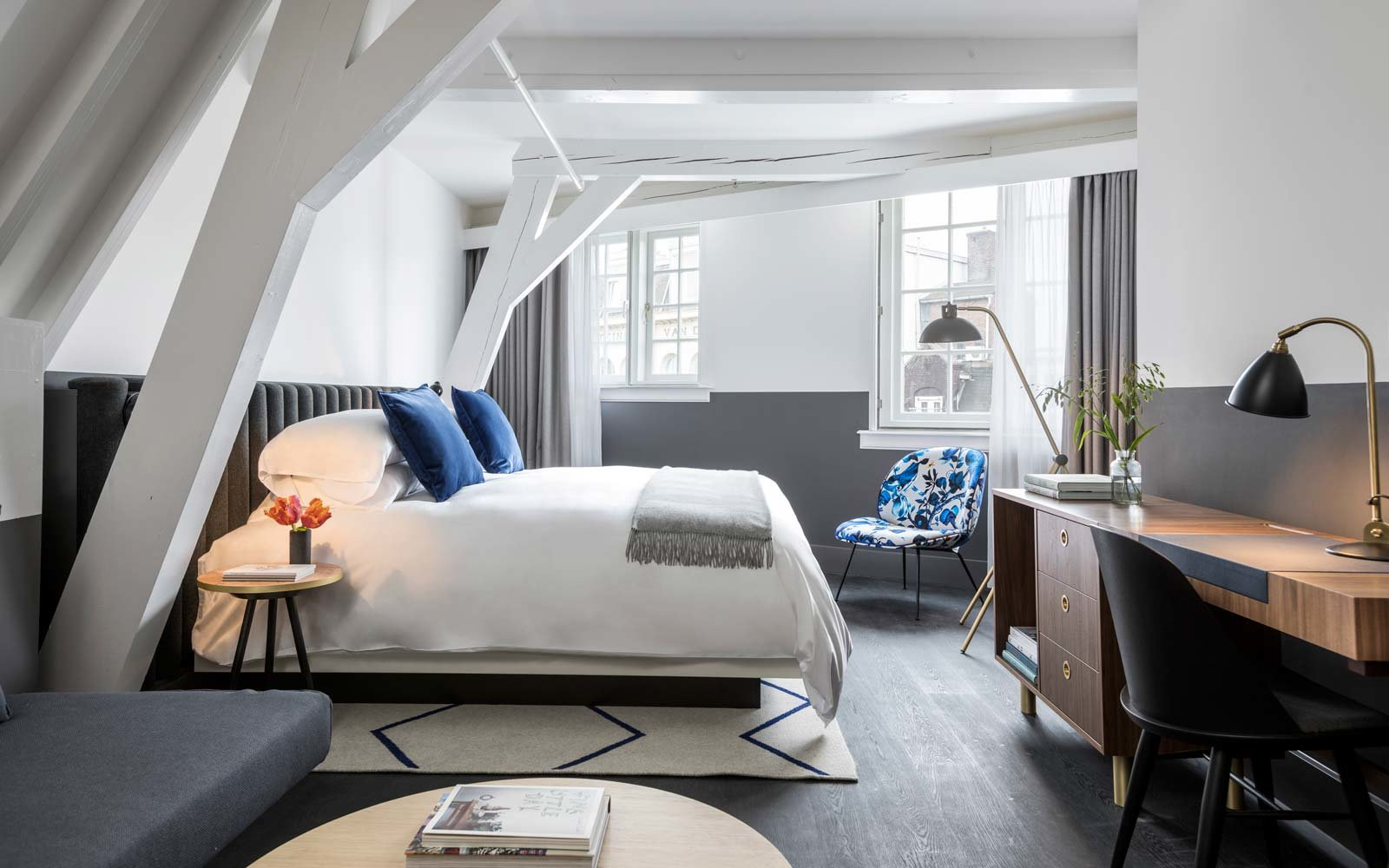 An inside look at the new Kimpton De Witt Hotel in Amsterdam ...