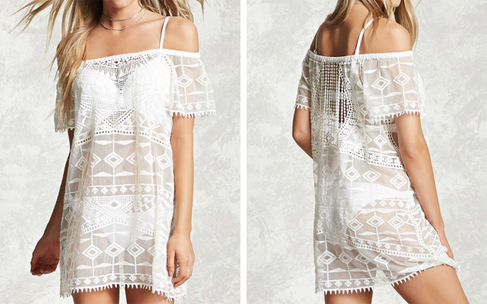Forever 21 Swimwear Cover Up