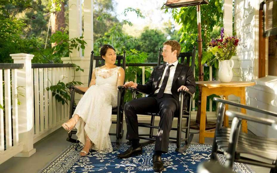 Mark Zuckerberg plans a new honeymoon for his wife every single year