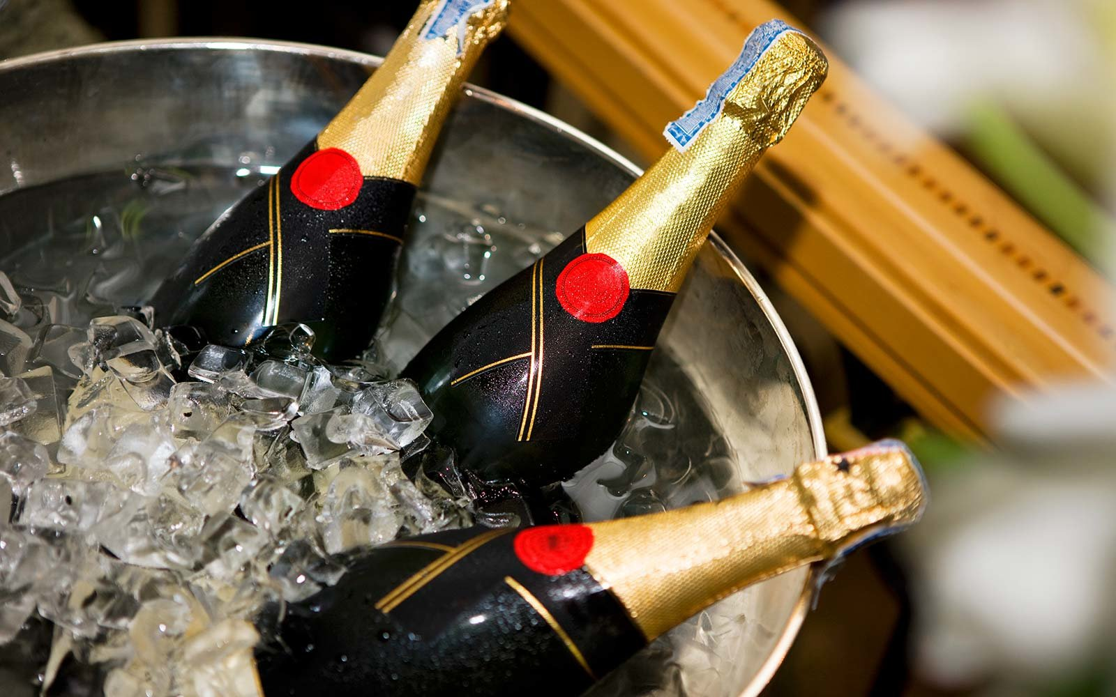 Chilled Champagne Ice Bucket
