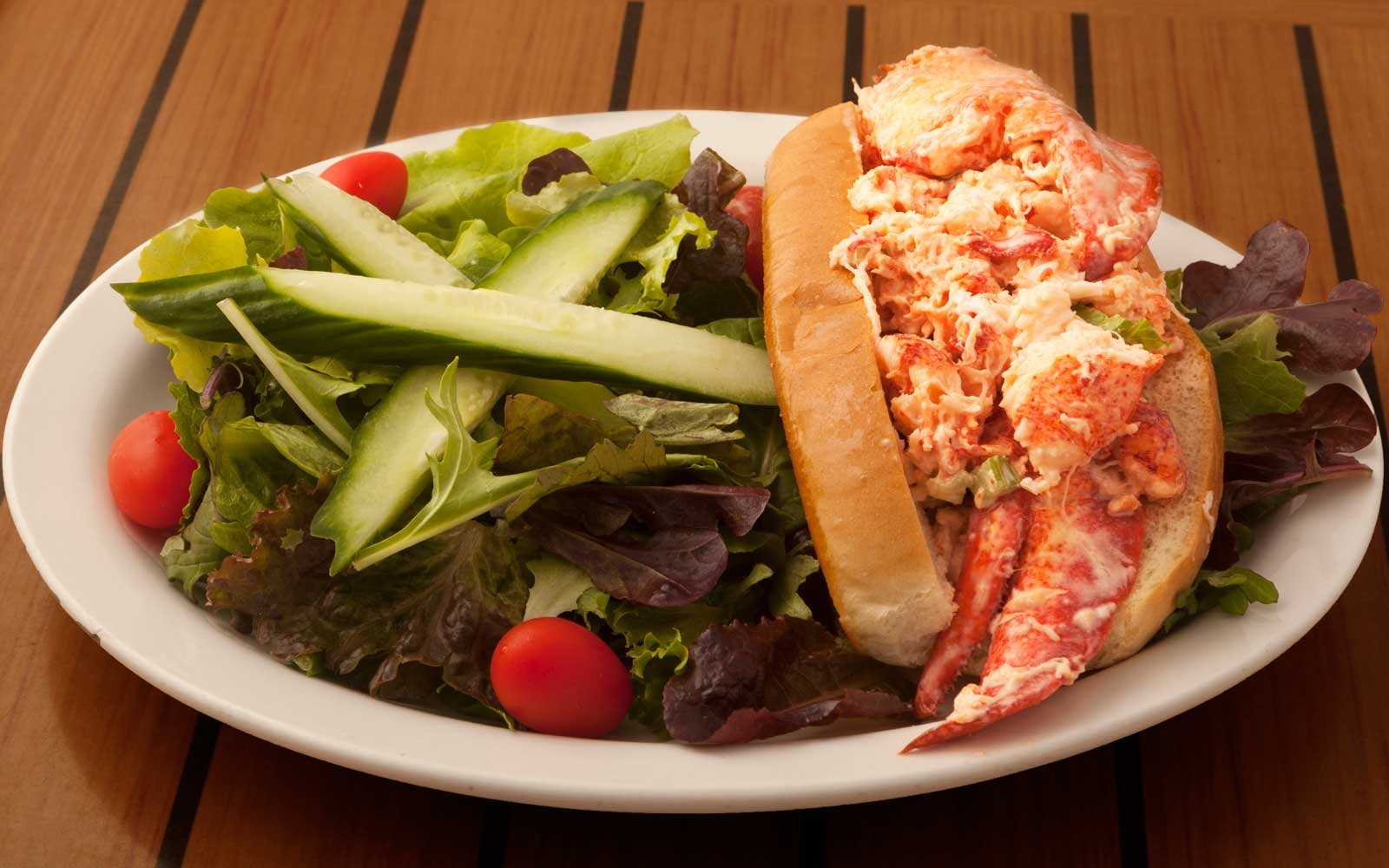 Lobster Rolls in Rhode Island
