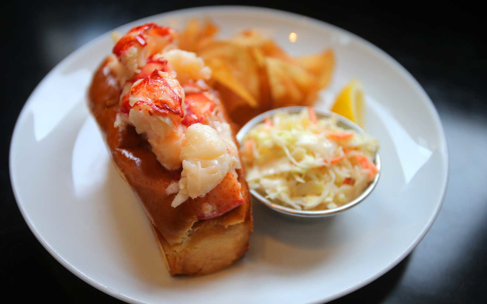 Upscale Lobster Rolls