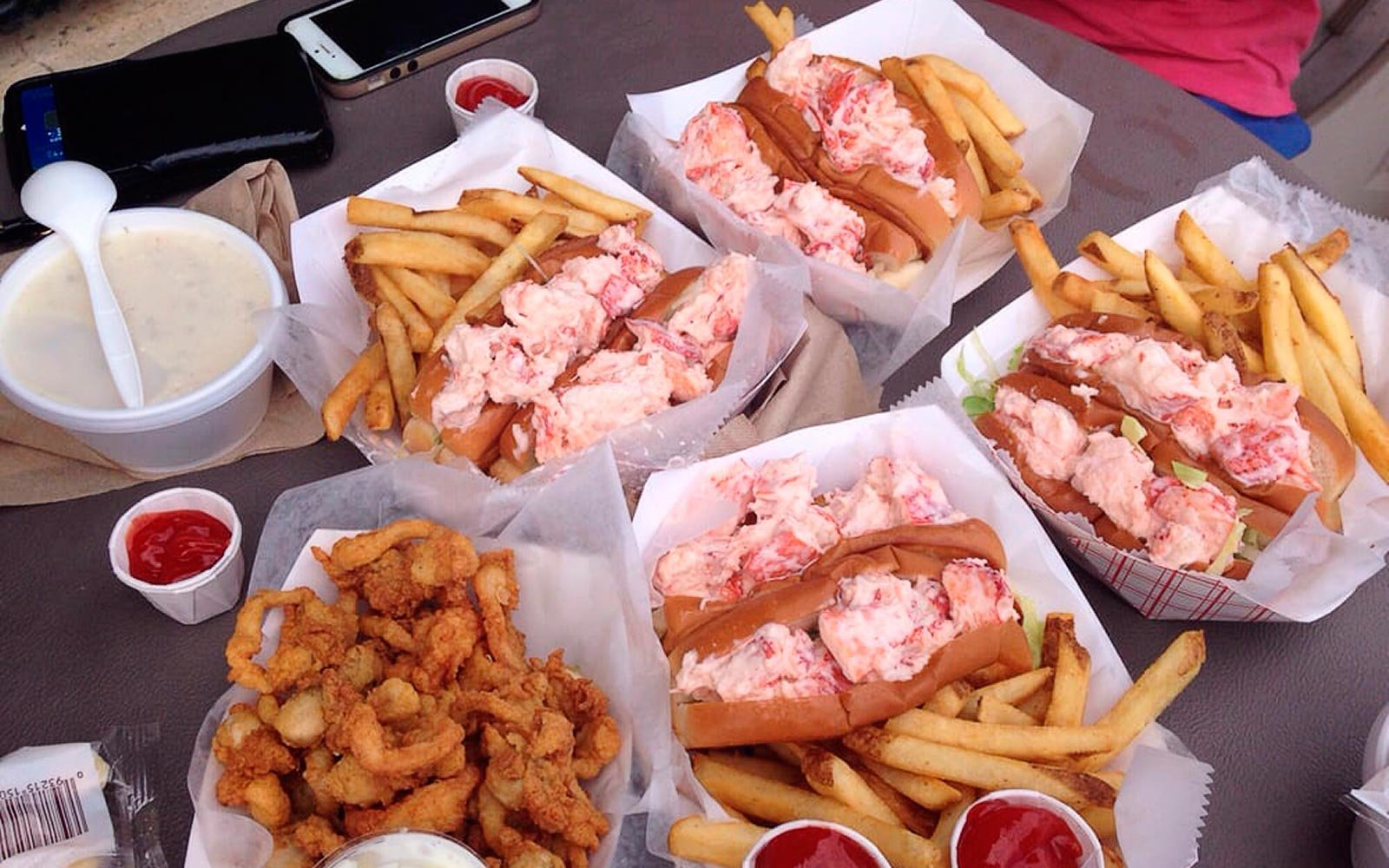 Where to find the best lobster rolls in New England | Travel + Leisure
