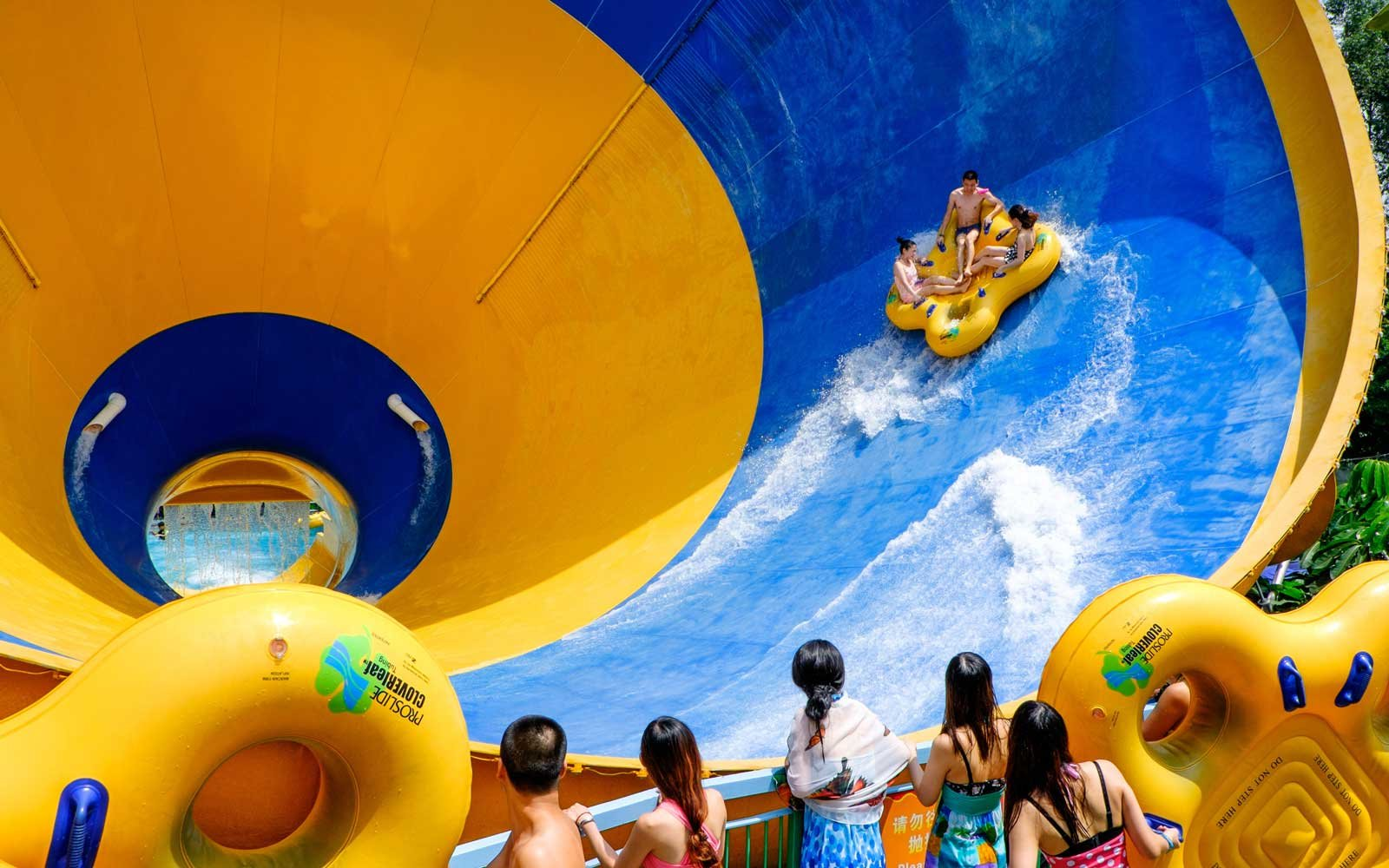 Tornado — Chimelong Water Park, China