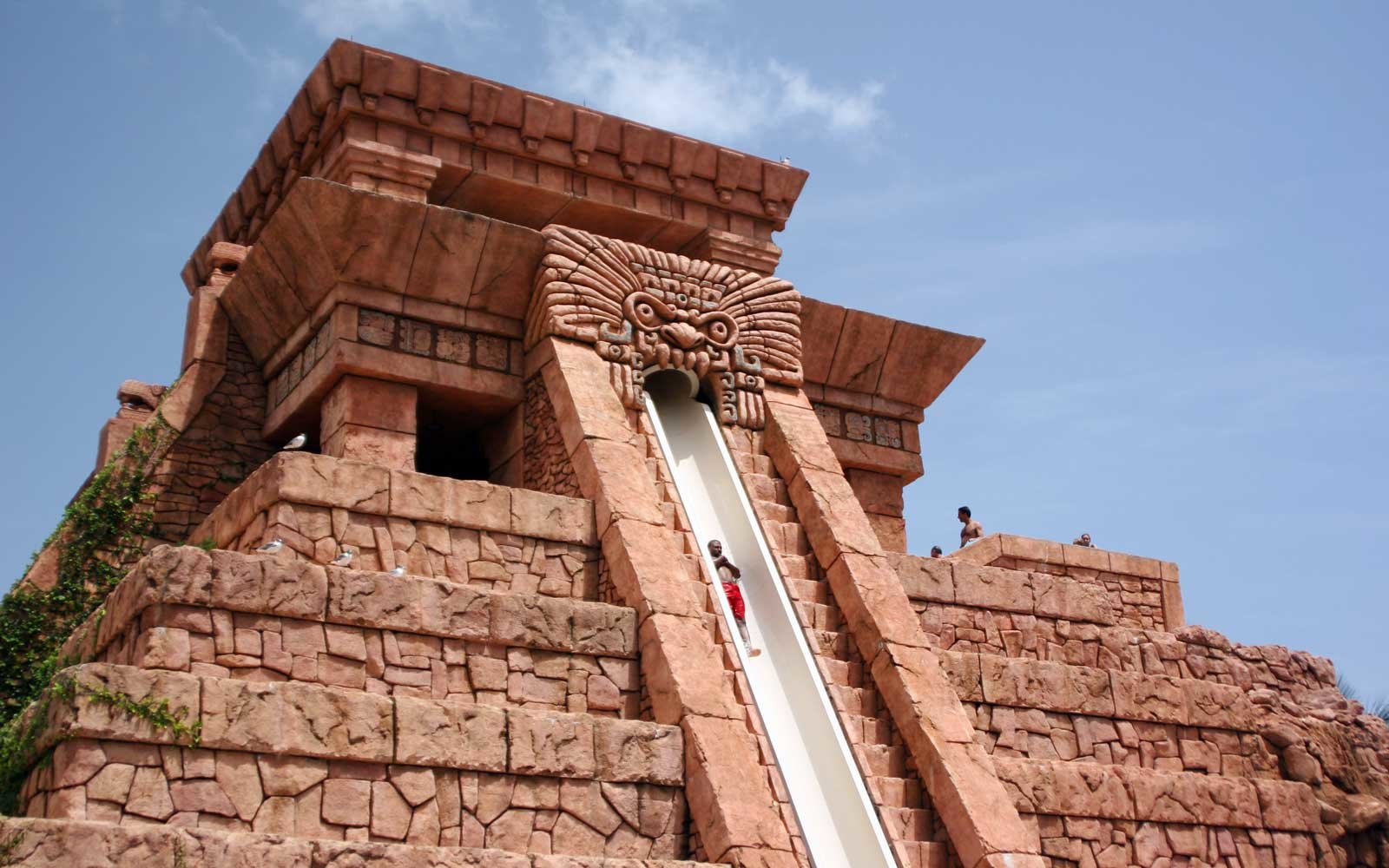 Leap of Faith — Atlantis, Bahamas