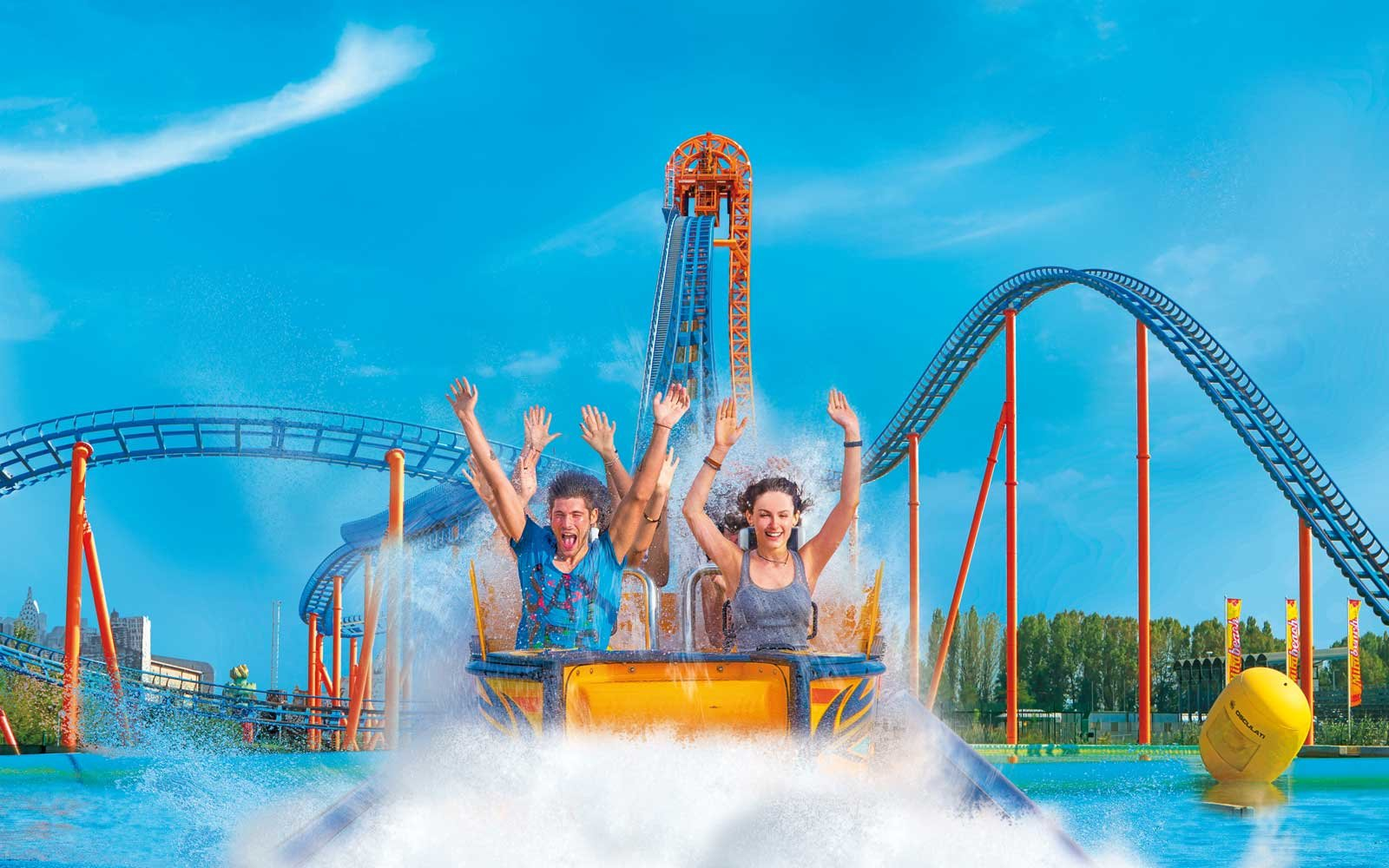 The 28 Most Thrilling And Terrifying Waterslides In The