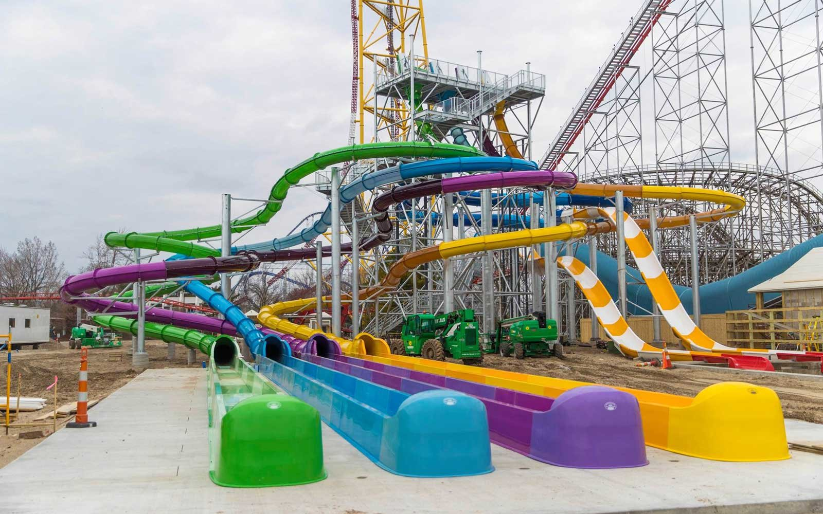 Point Plummet — Cedar Point Shores, Ohio