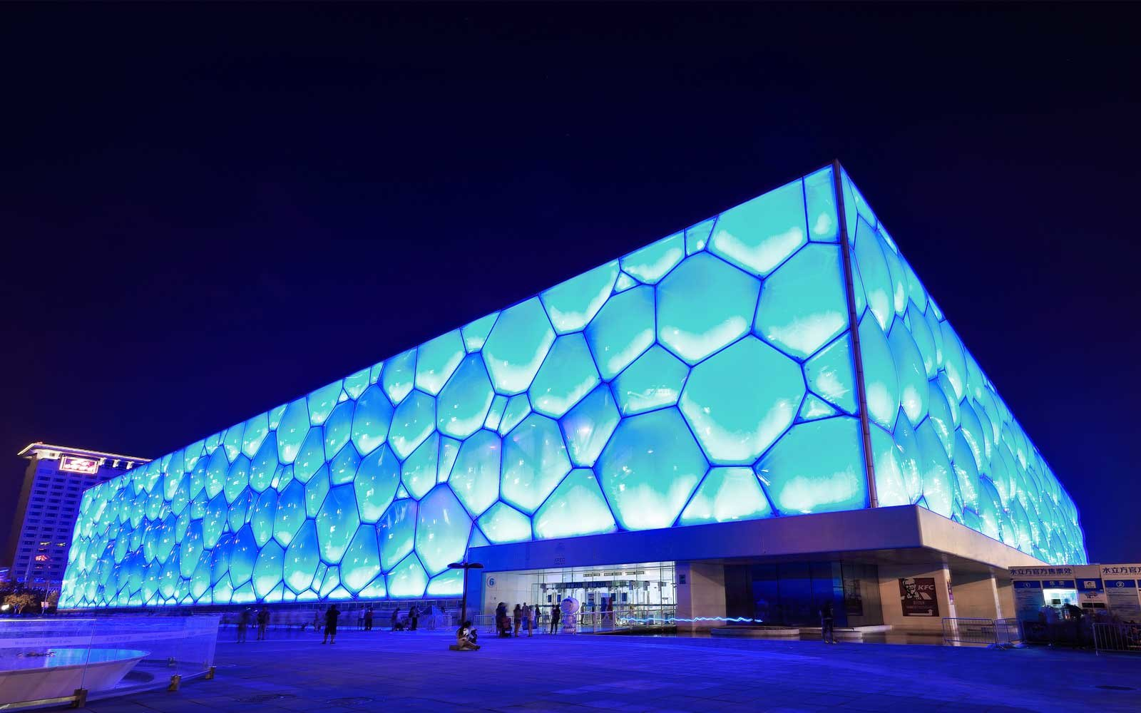 Watercube, Beijing