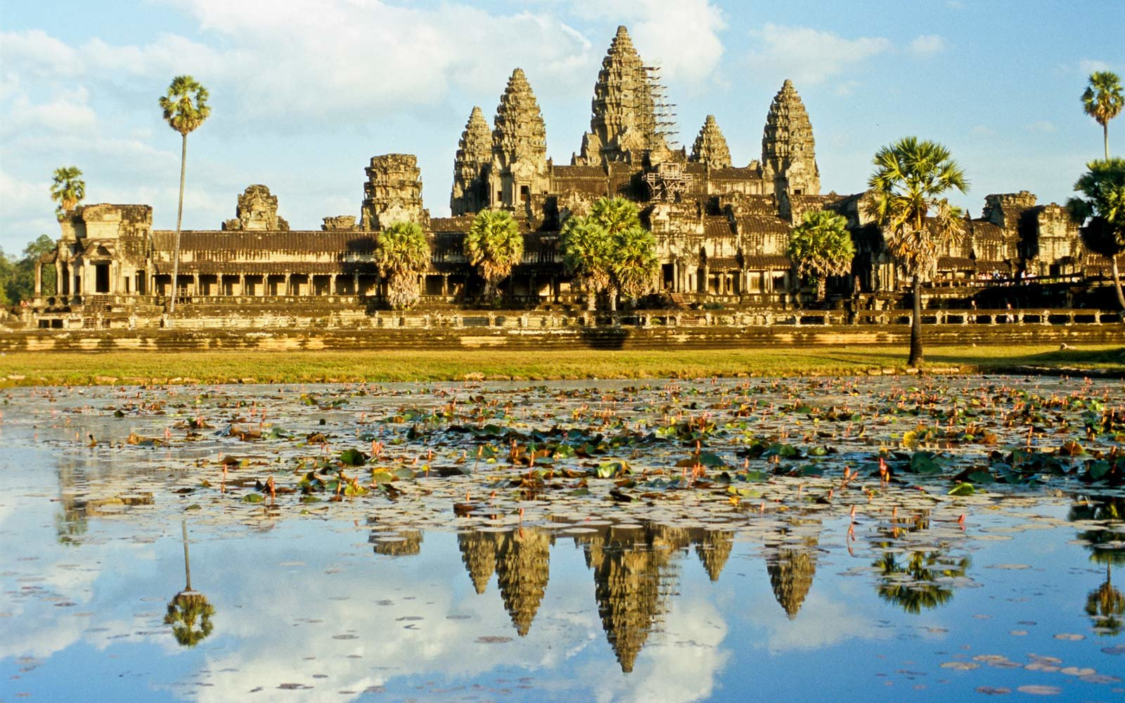 Travelers say this ancient temple is the world's best landmark