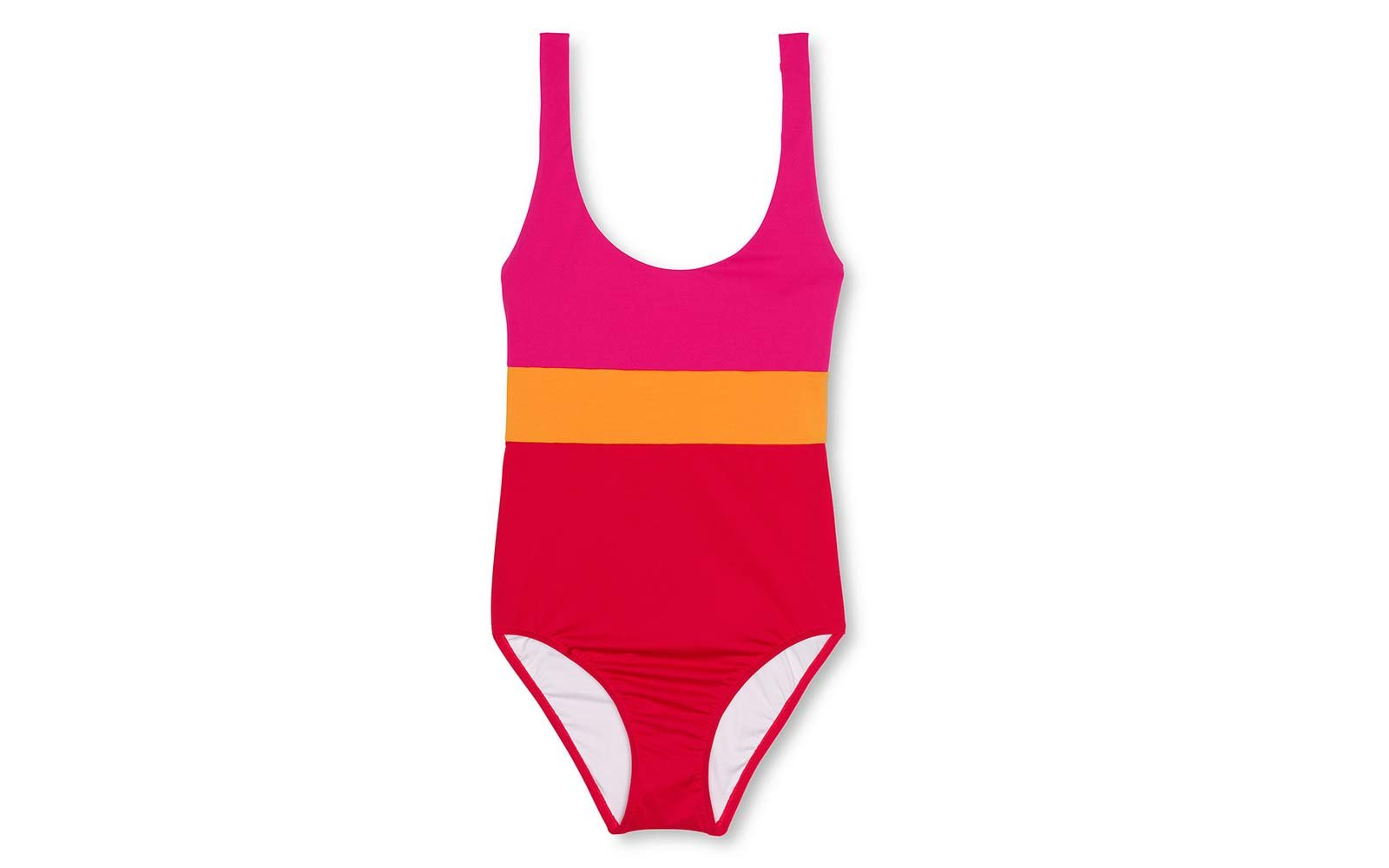 cab9a39d21c68 Lands' End Women's Scoopneck One-piece Swimsuit