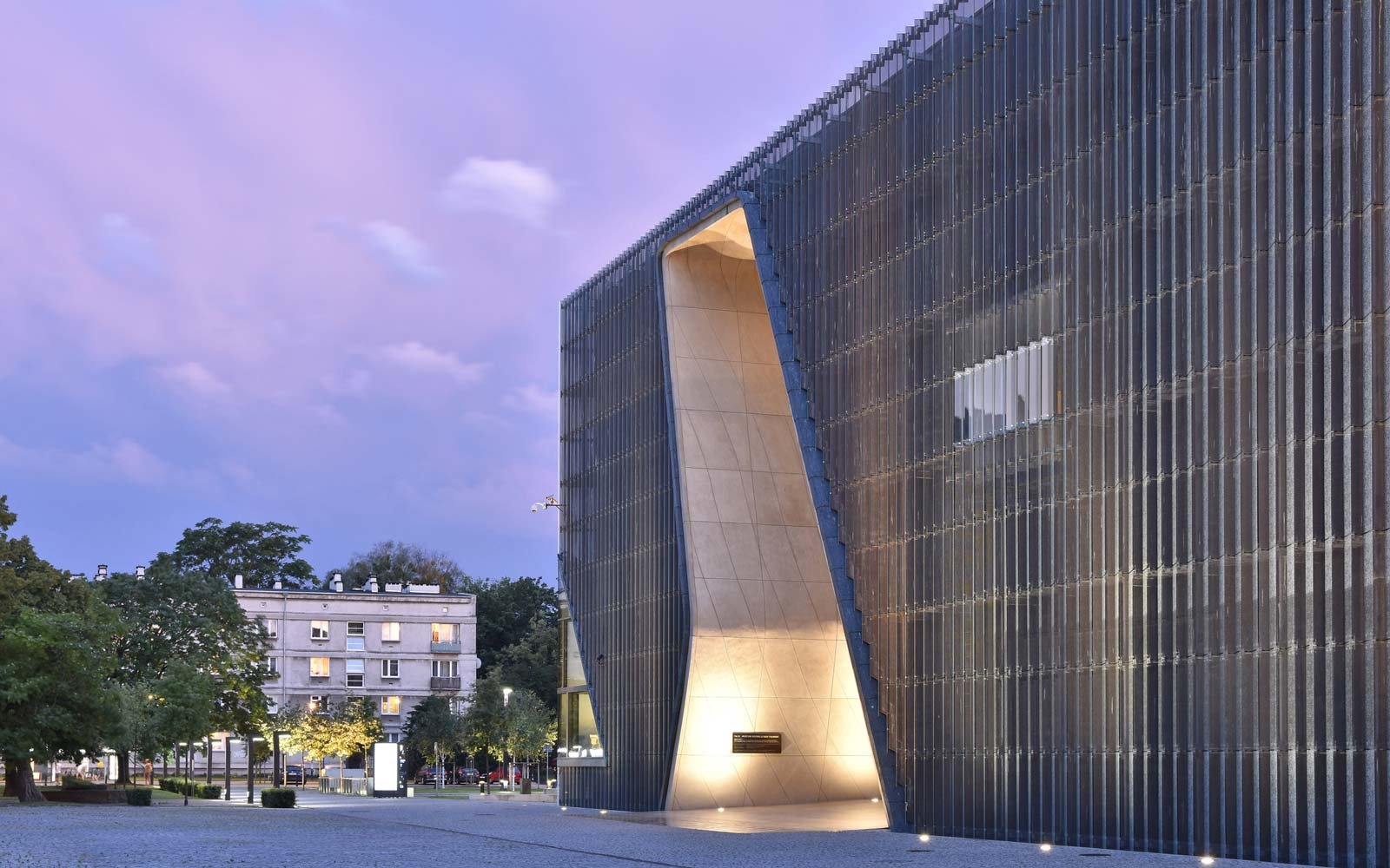 Museums of the History of Polish Jews