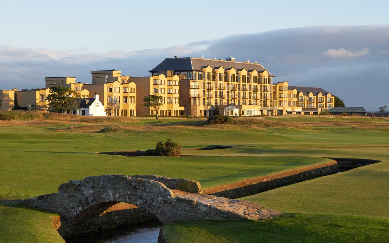 Old Course Hotel Golf Resort Spa St Andrews Scotland